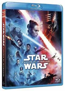 Star-Wars-IX-L-039-Ascesa-Di-Skywalker-Blu-Ray-Disc-Bonus-Nuovo-Sigillato