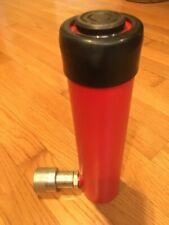 Power Team 10 Ton Single Action Spring Return Cylinder 10 Tall 6 Stroke