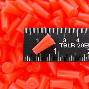 250-3-16-034-x-11-32-034-High-Temp-Silicone-Rubber-Powder-Coating-Plugs-Cerakote