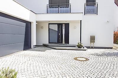 Alu Haustür 68mm Aluminium Haustüren, As05 R Oder L Türe