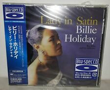 BLU-SPEC CD BILLIE HOLIDAY - LADY IN SATIN - JAPAN - SICP 20116