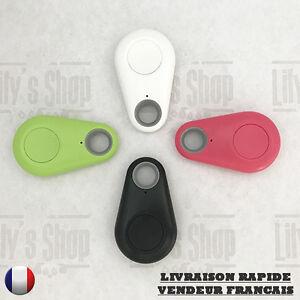 Mini Traceur GPS Bluetooth Pour Chien Chat Voiture Porteclés - Porte clé traceur