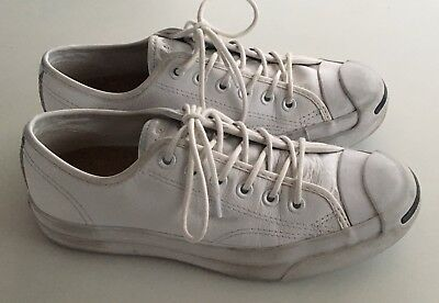 Converse Jack Purcell Tumbled White