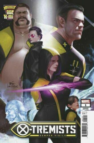 AGE OF X-MAN X-TREMISTS #1 Inhyuk Lee Variant Marvel Comics 2019 NM
