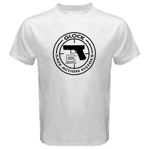 GLock Perfection Tee Shirt GLock Save Action Pistols Men's TShirt S - 2XL