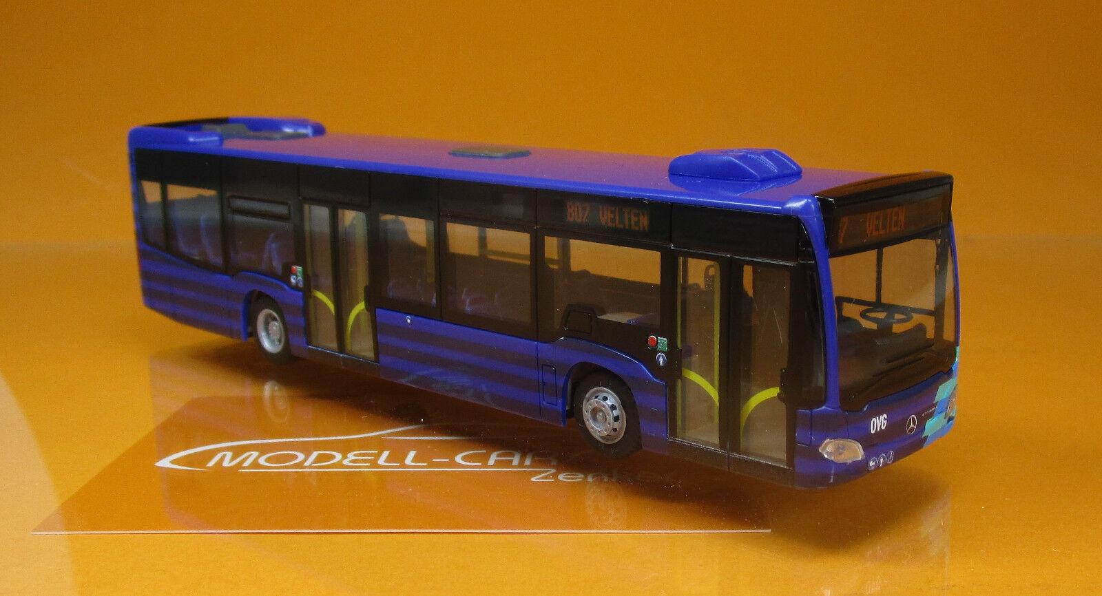 Rietze 73437 MERCEDES CITARO 15 Oberhavel Transports société Scale 1 87