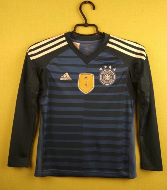a97145391eb Germany DFB kids goalkeeper jersey 2018 shirt BQ8399 soccer football Adidas
