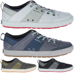 MERRELL-Rant-Discovery-Lace-Canvas-Sneakers-Casual-Trainers-Shoes-Mens-All-Size