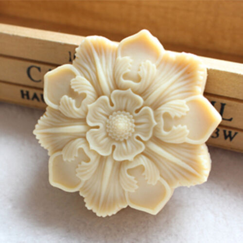 Craft Leaf Soap Mold Silicone Candle Soap Making Mould DIY Handmade Mold
