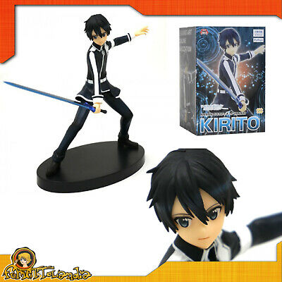 Sword Art Online Alicization SAO Hook Figure Alice Kirito Eugeo 10cm FuRyu