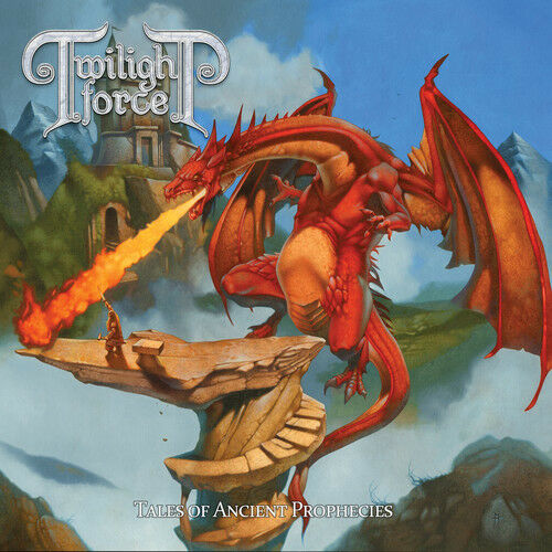 Twilight Force - Tales of Ancient Prophecies [New CD]