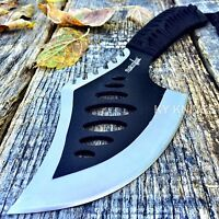 11 Survival Camping Tomahawk Throwing Axe Battle Hatchet Hunting Tactical Knife