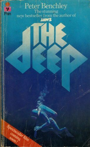 The Deep By Peter Benchley. 0330250442