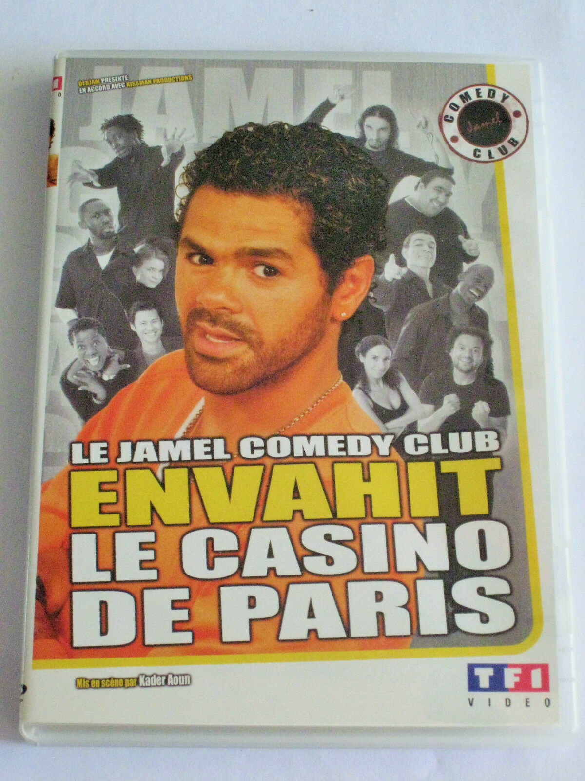 LE TÉLÉCHARGER COMEDY PARIS JAMEL GRATUITEMENT CASINO GRATUITEMENT LE ENVAHIT CLUB DE