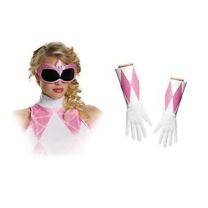 Adult-Womens-Mighty-Morphin-The-Power-Rangers-Pink-Ranger-Costume-Accessory-Kit