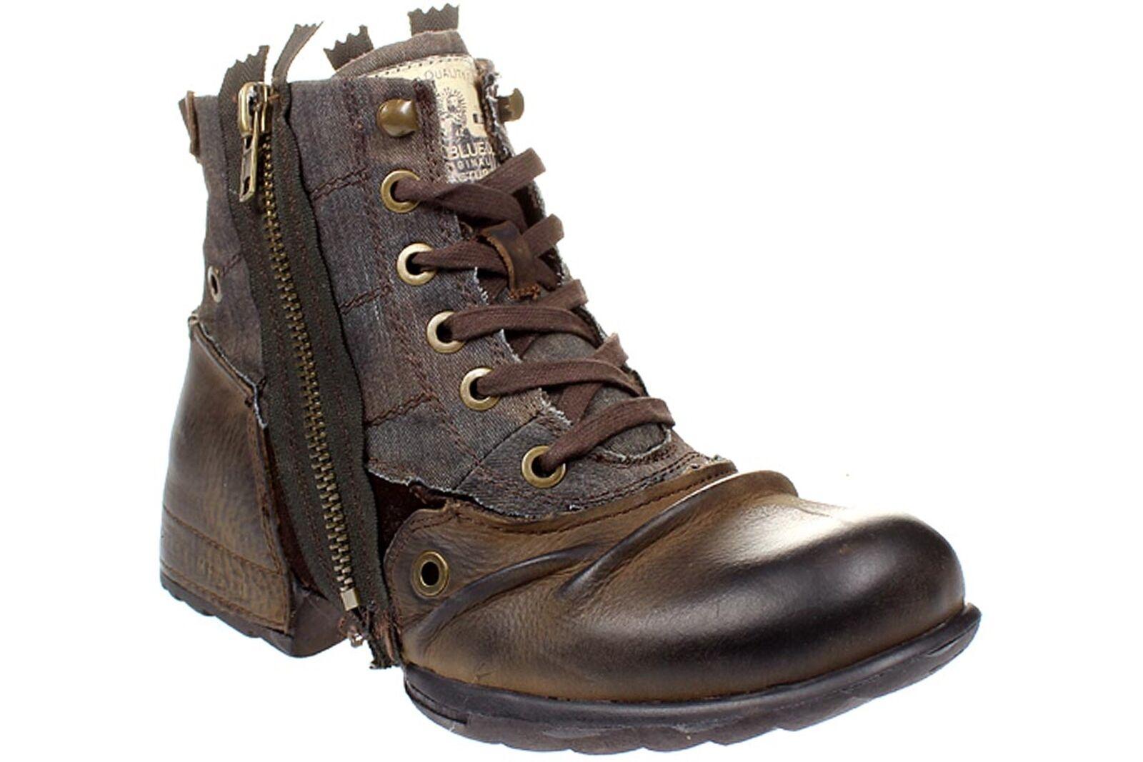 Descuento de la marca Replay gmu01-c0003l clutch Sopo-CABALLERO zapatos botas/botas - 817