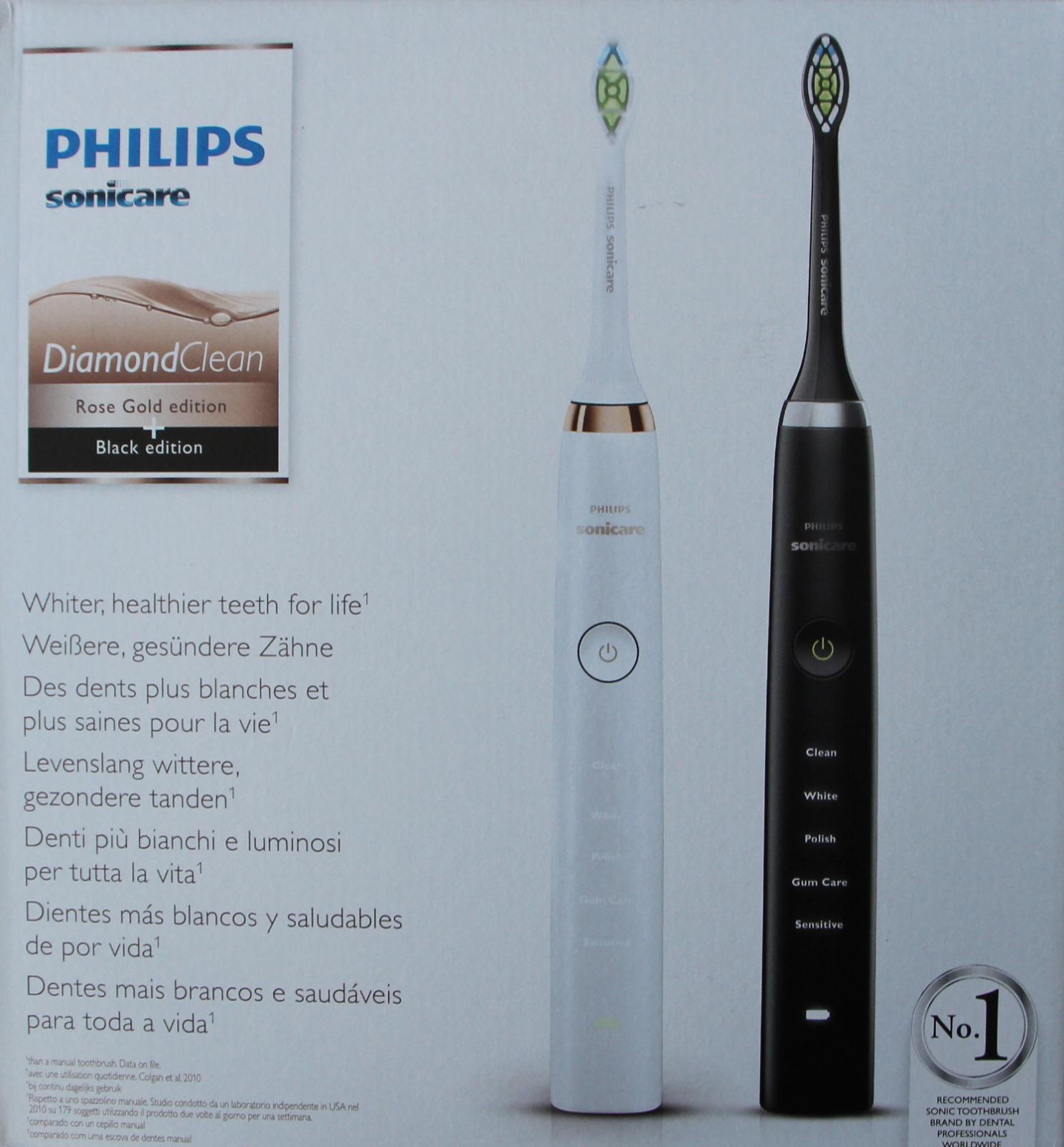 Neu HX9340 Zahnbürste Griff für Philips Sonicare Diamondclean HX9332//42 5 Modus