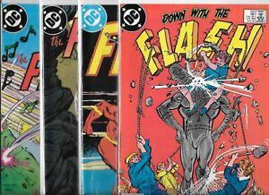 Flash #333 VF 1984 Stock Image