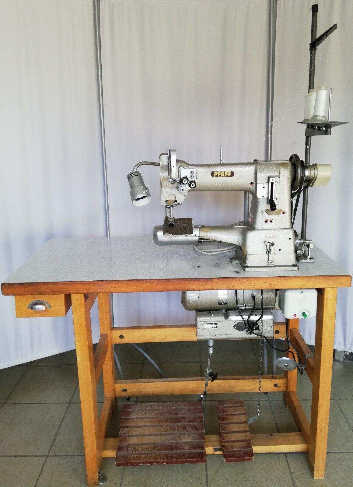 Industrielle Nähmaschine Einzelfalzbinder Bindungsbefestigungsteile Größe 2