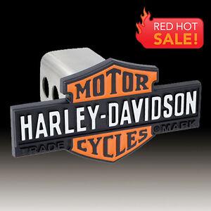 harley davidson orange black vintage bar shield. Black Bedroom Furniture Sets. Home Design Ideas