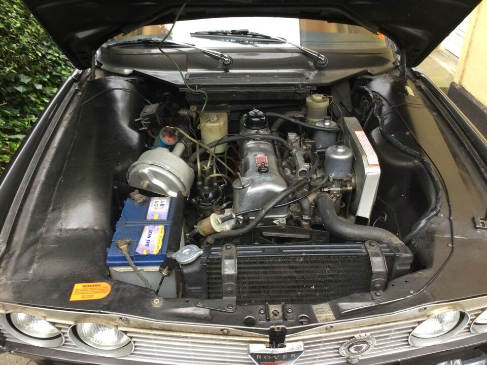 Rover 2000 TC, 2,2, Benzin