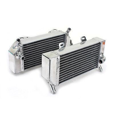 TARAZON Moto Alluminio radiatore dellacqua del motore per CRF450R CRF 450 R 2015 2016