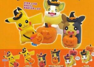 Pokemon-Mini-Figure-Set-034-Halloween-034-Japan