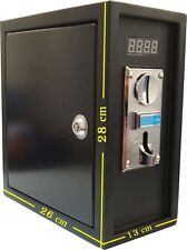 Coin operated Timer Control Power Supply box to Control 220V electronic device