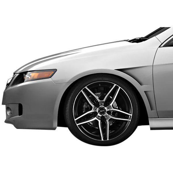 04-08 Acura TSX Duraflex GT Concept Fenders 2pc 106267 For