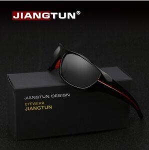 Gafas-de-Sol-UV400-Polarizadas-Outdoor-Sport-Conduccion-Pesca-Sunglasses-Quality