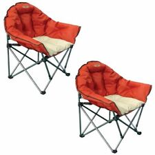 Quest Autograph Surrey chair in paprika and cream X4 Chairs