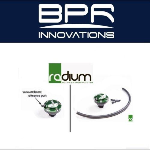 Radium Range Fuel Rail Top Port Pulse Damper Kit 20-0176