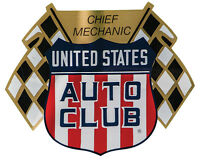United States Auto Club Chief Mechanic