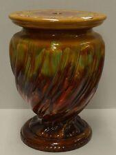 Antique Minton Majolica Pottery Jardiniere Stand 1896