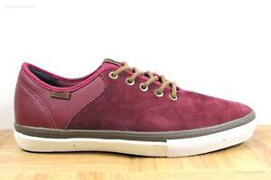 2de8589e22 VANS Stage 4 Low Chima Ferguson Burgundy Skate Shoes MEN S 7.5 ...