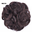 XXL-Scrunchie-Haargummi-Haarteil-Haarverdichtung-Hochsteckfrisur-Haar-Extension 縮圖 16
