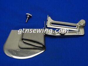 Machine-A-Coudre-Industrielle-Ourlage-De-Piece-Jointe-Pied-4-1cm-FONCTIONNE-SUR