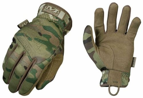 MECHANIX FASTFIT GLOVES WEAR ARMY COMBAT TACTICAL BREATHABLE MENS