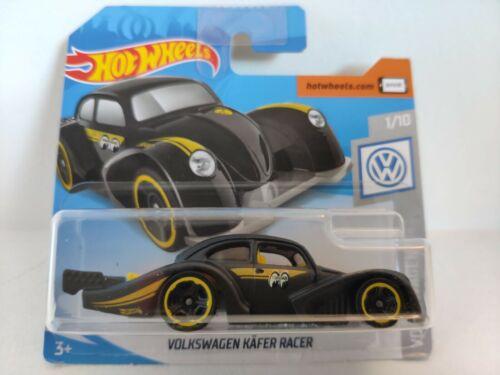 New Hot Wheels 2019 HW Volkswagen Short Card Volkswagen Kafer Racer 46//250