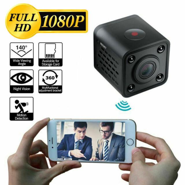 TELECAMERA SPIA WIFI 3G 4G P2P INFRAROSSI MICROCAMERA MINI MICROCAM SPY CAM IT
