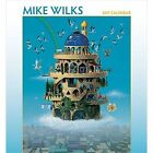 Mike Wilks 2017 Wall Calendar Pomegranate Communications Inc US 9780764973130