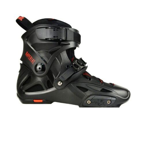 100/% Original Powerslide Imperial Inline Skates Boot Professional Slalom Inline