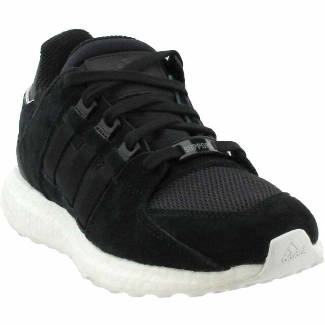 adidas Equipment Support 9316 Casual Running Performance Shoes Black Mens