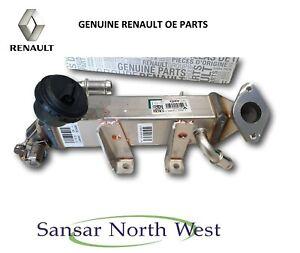 Genuine-Renault-Trafic-2-0-Dci-EGR-VALVE-COOLER-Heat-Exchanger-8200719993