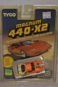 TYCO 9037 Magnum 440-X2 #5 Tide Ricky Rudd HO Slot Car - NEW