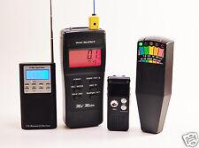 Ghost Hunting Spirit Box - MEL-8704R & K2 EMF Meter & EVP Recorder