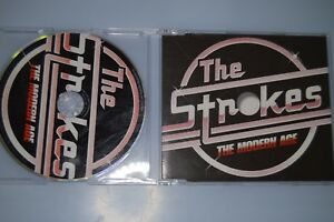The-Strokes-The-Modern-Age-CD-SINGLE-PROMO