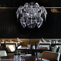 Modern Diy Transparent Light Creative Chandelier Lighting Home Ceiling Light Uk