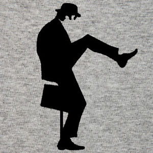 6fa97f3b John Cleese T shirt The Ministry of silly walks Monty Python Fawlty ...