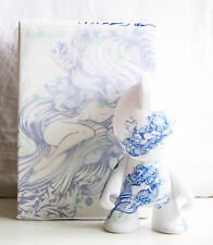 NEW TRISTAN EATON FLORAL PLEASURE 7-INCH BOT Sold by KidRobot in Mint Condition